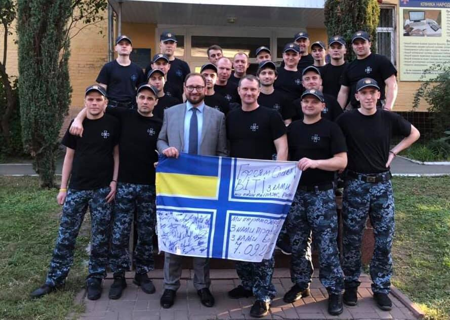 Полозов опроверг слова адвоката Сенцова: морякам въезд в РФ не запрещали