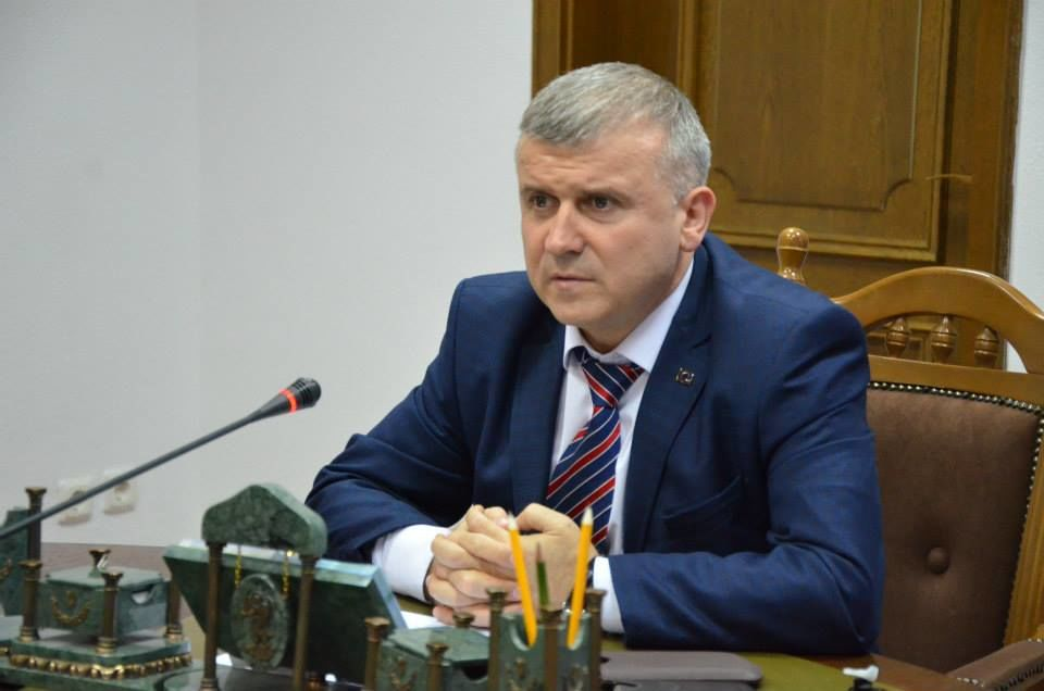 Люстрированный Голомша хочет зарплату в ГПУ за последние пять лет