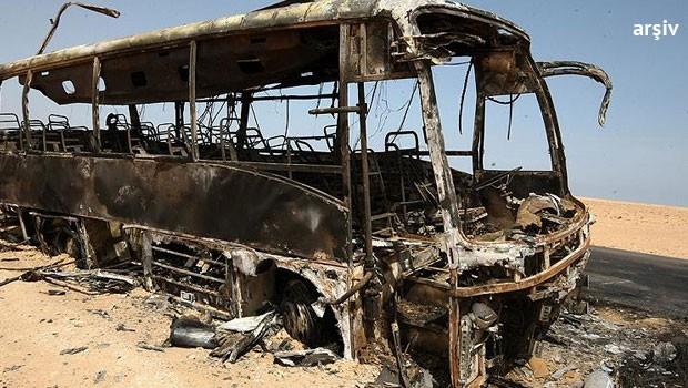ИГИЛ взорвало автобус с повстанцами в Сирии