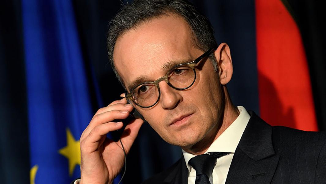 Россия не вернется в G7, пока не вернет Украине Крым и Донбасс,  – Маас
