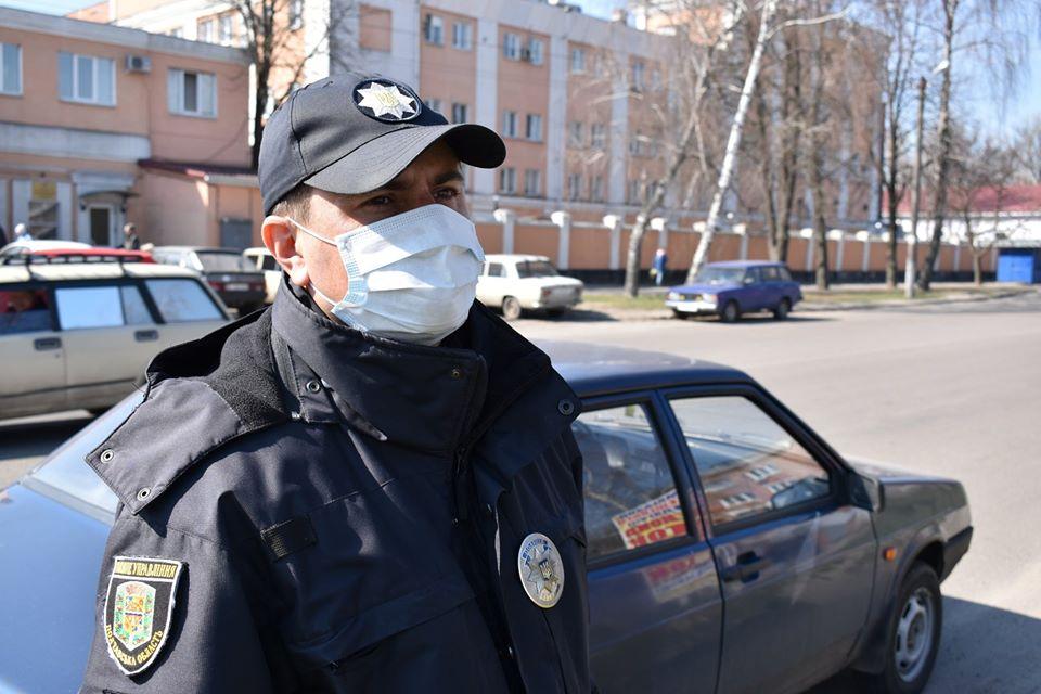 На Полтавщине мужчина с подозрением на Covid-19 сбежал от проверки на ко...