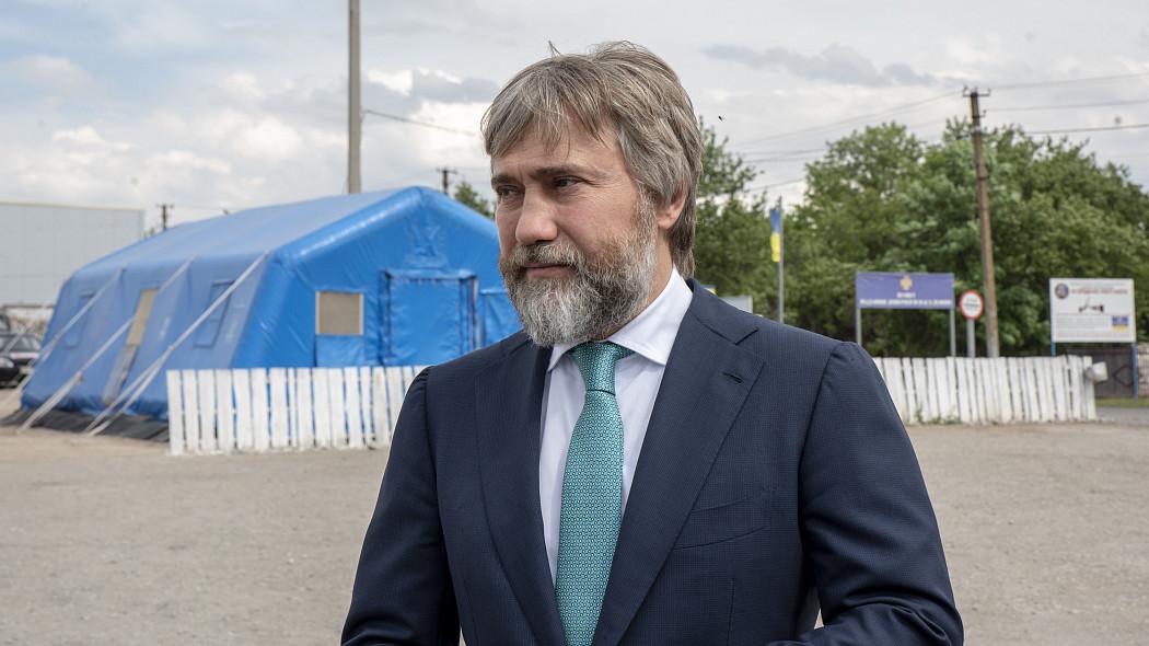 Новинский: Нужно стремиться к устойчивому миру и выполнению Минских согл...
