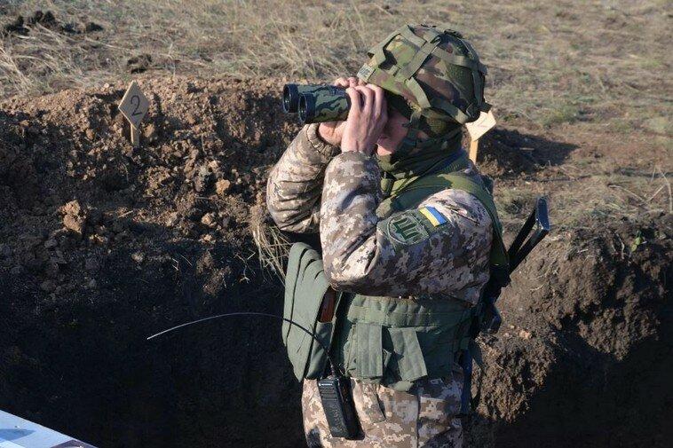 За срыв инспекции в районе Шумов несут ответственность боевики,  – ОП