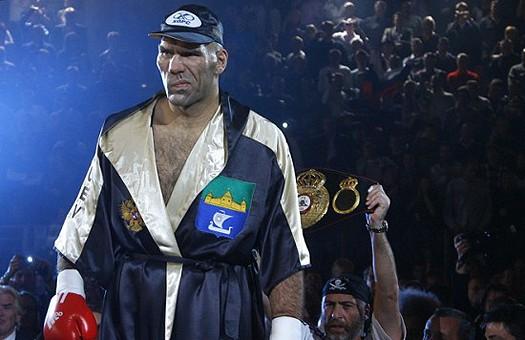 Николая Валуева исключили из рейтинга WBC