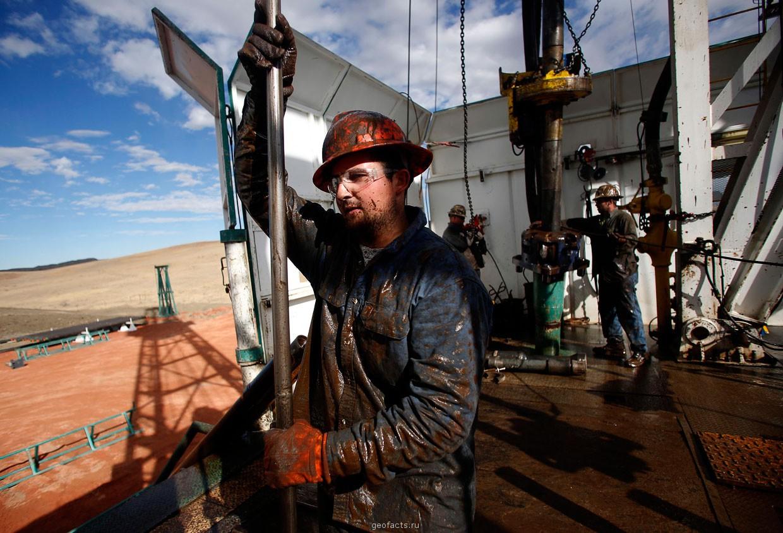 Стоимость нефти приближается к $49 за баррель