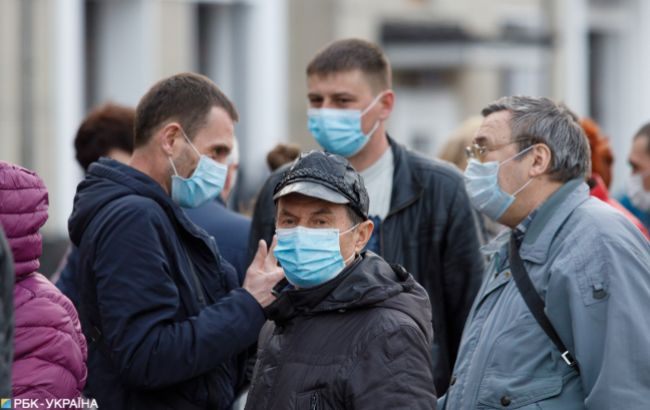ВОЗ прогнозирует до 9 тысяч больных COVID-19 в Украине ежедневно