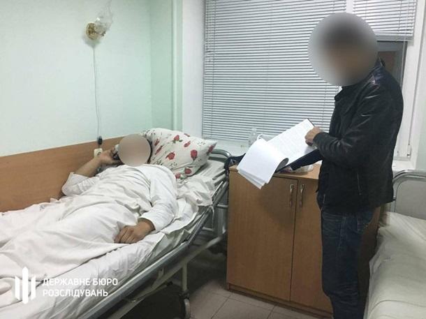 В Черкасской области двух копов подозревают в разбое и вымогательстве