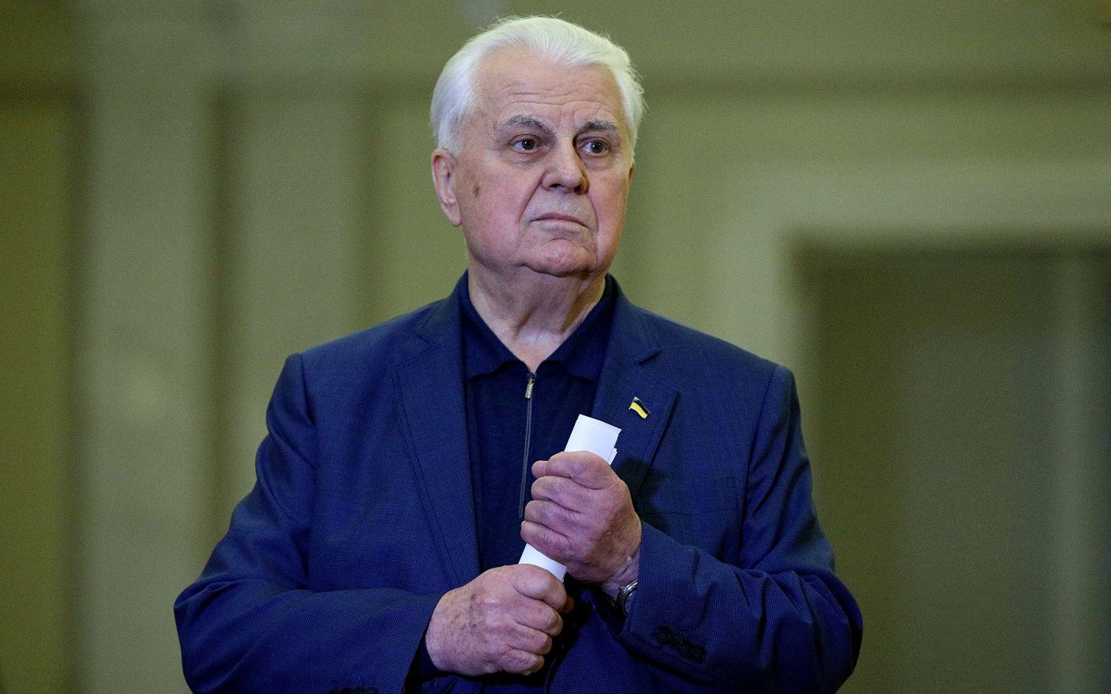 Переговоры по Донбассу из Минска могут перенести в Швецию, – Кравчук