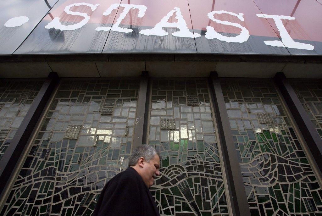 """В Берлине ограбили музей """"Штази"""""""