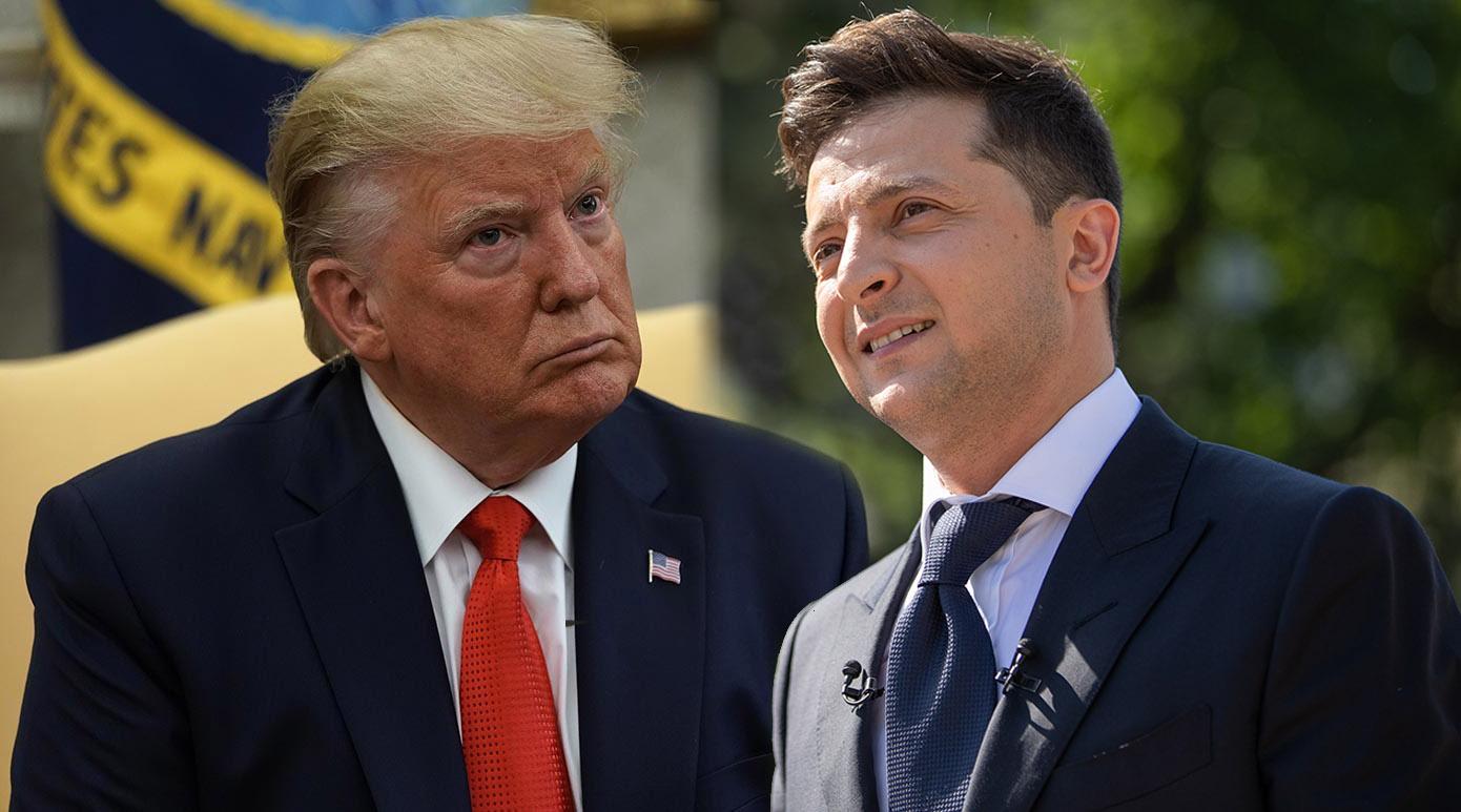 Белый дом: Трамп и Зеленский встретятся на следующей неделе