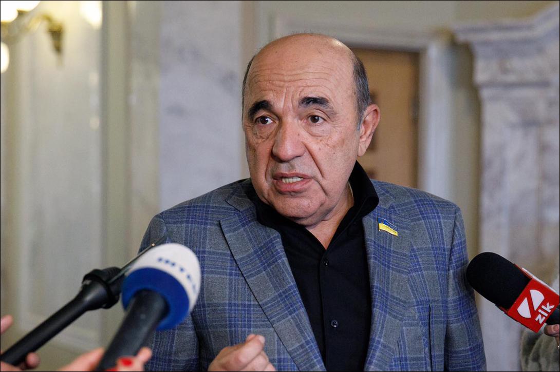 Недопустимо, чтобы на украинских улицах расстреливали людей, – Рабинович