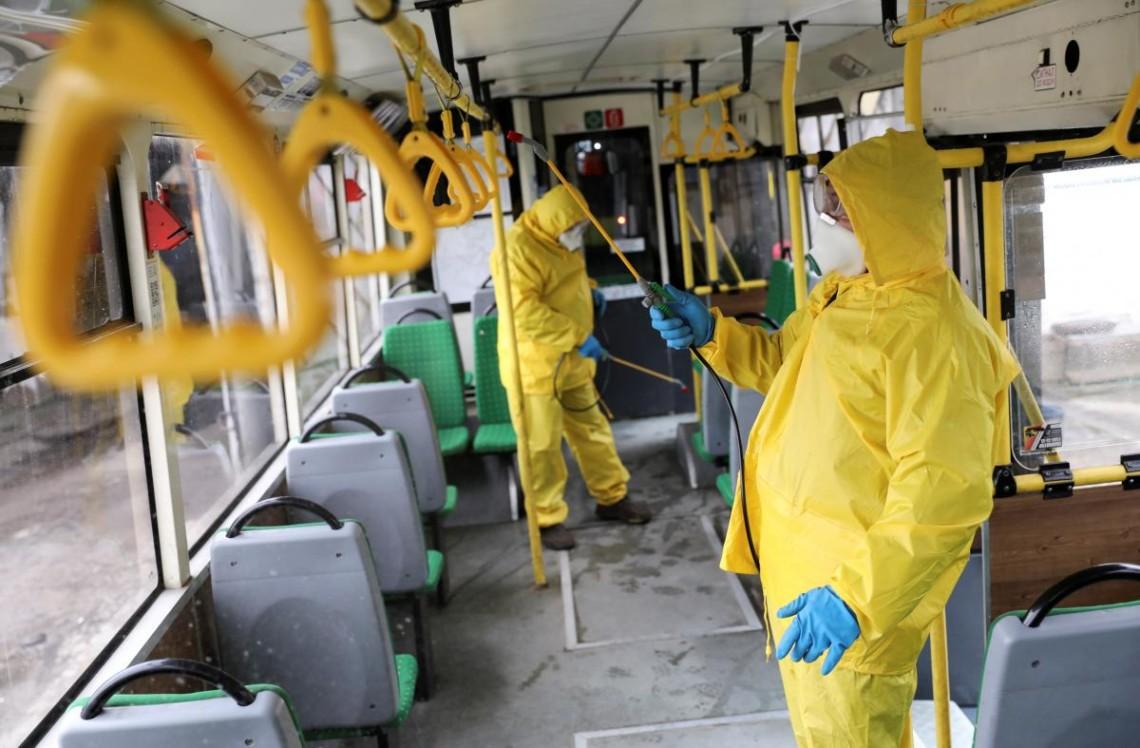 В Украине обновили зоны карантина из-за ухудшения ситуации с коронавирус...