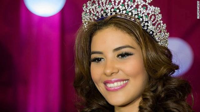 Найдена мертвой королева красоты из Гондураса