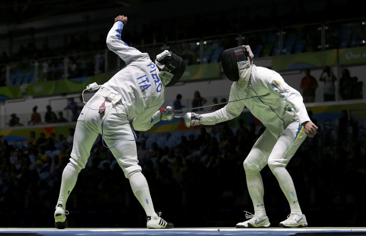 Украинские шпажисты сразятся за бронзу Олимпиады-2016