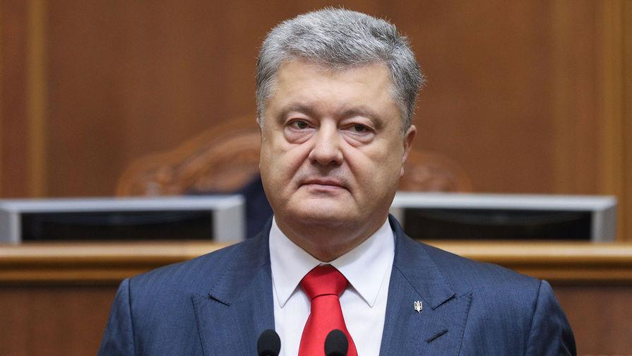 Роспуск ЦИК связан с выборами в ОРДЛО на условиях РФ, – Порошенко