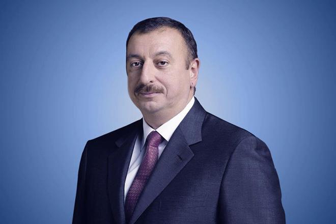 Ильхам Алиев поздравил Владимира Зеленского с победой
