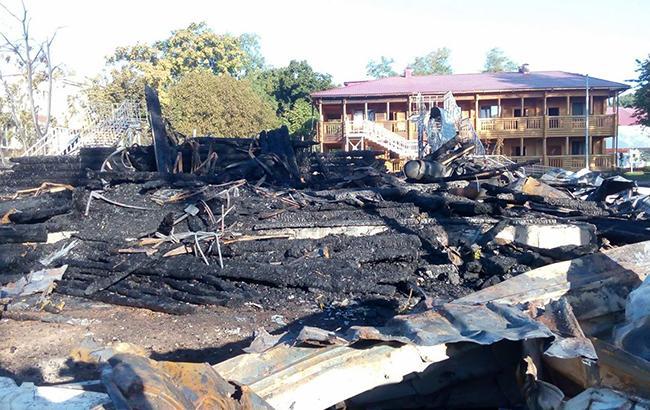 """В лагерь """"Виктория"""" впервые после пожара заселились дети"""