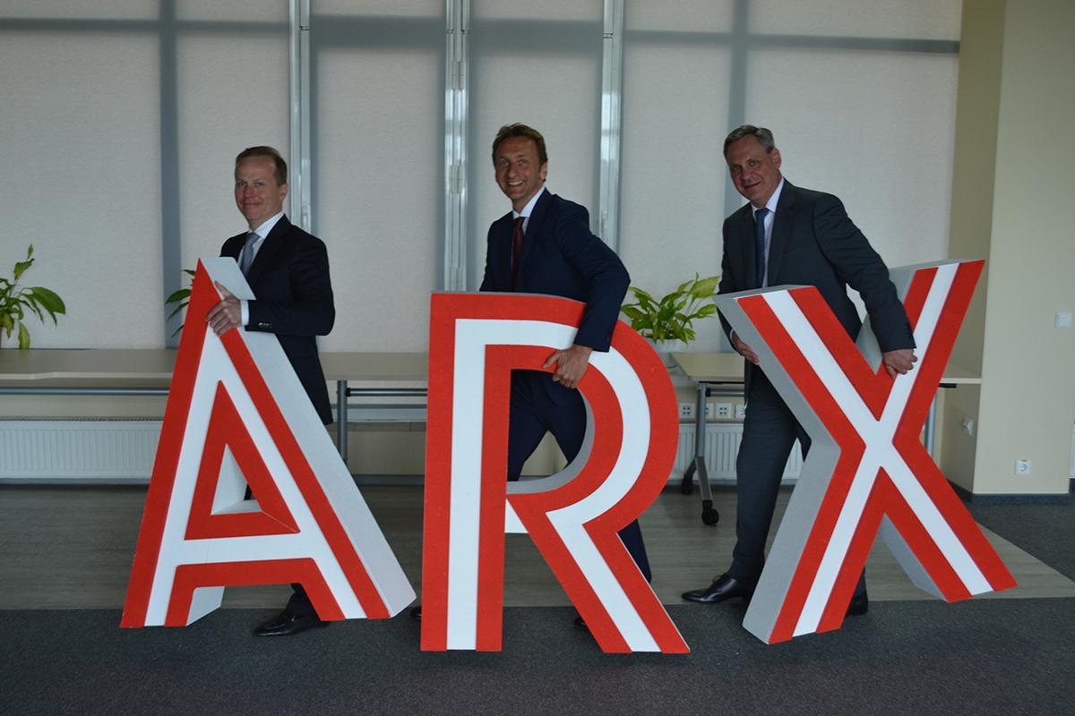 ARX– новое имя лидера страхования
