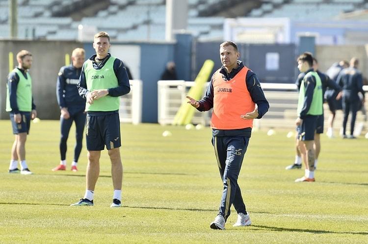 Шевченко объявил состав сборной на тренировочный сбор перед Евро-2020