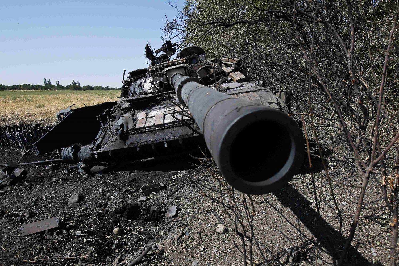 """В """"ДНР"""" заявили, что в боях под Иловайском использовали исключительно тр..."""