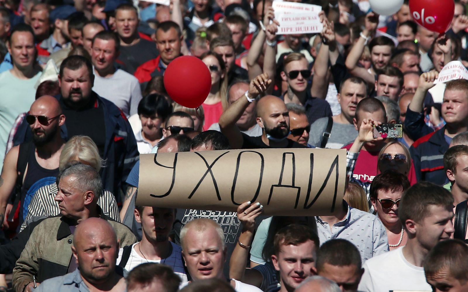 Белорусские хроники. Что происходит в соседней стране и кому это выгодно