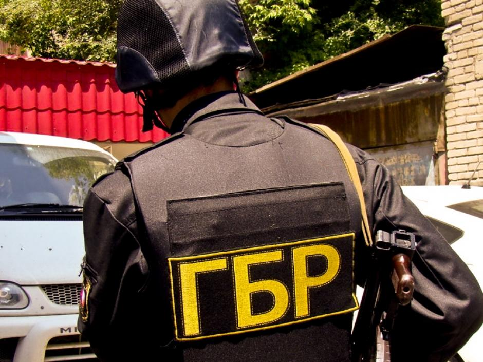 В Сумах в полицейском автомобиле умер мужчина