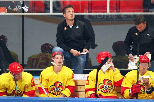 """Финский хоккейный клуб """"Йокерит"""" не вылетел на выездную игру с минским """"..."""