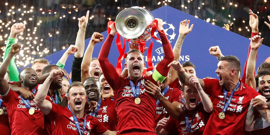 """Британцы признали """"Ливерпуль"""" самым популярным клубом страны"""