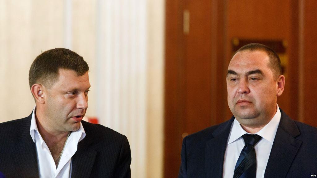 Главы ДНР и ЛНР присоединились к переговорам в Минске