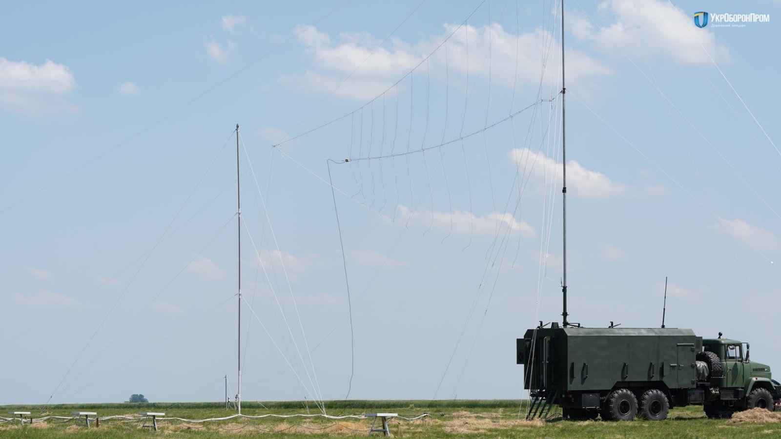 Укроборонпром испытал в харьковской области новую глушилку