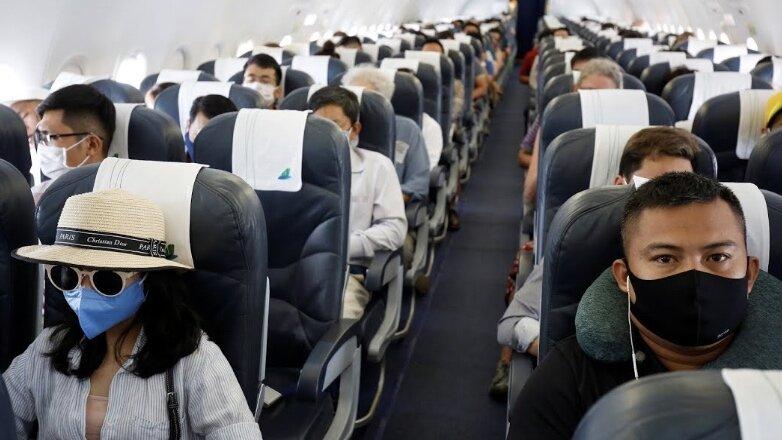 В целях безопасности. Италия запретила ручную кладь в самолетах из-за ко...