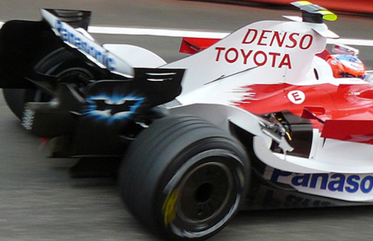 Toyota продаст проект болида Формулы-1