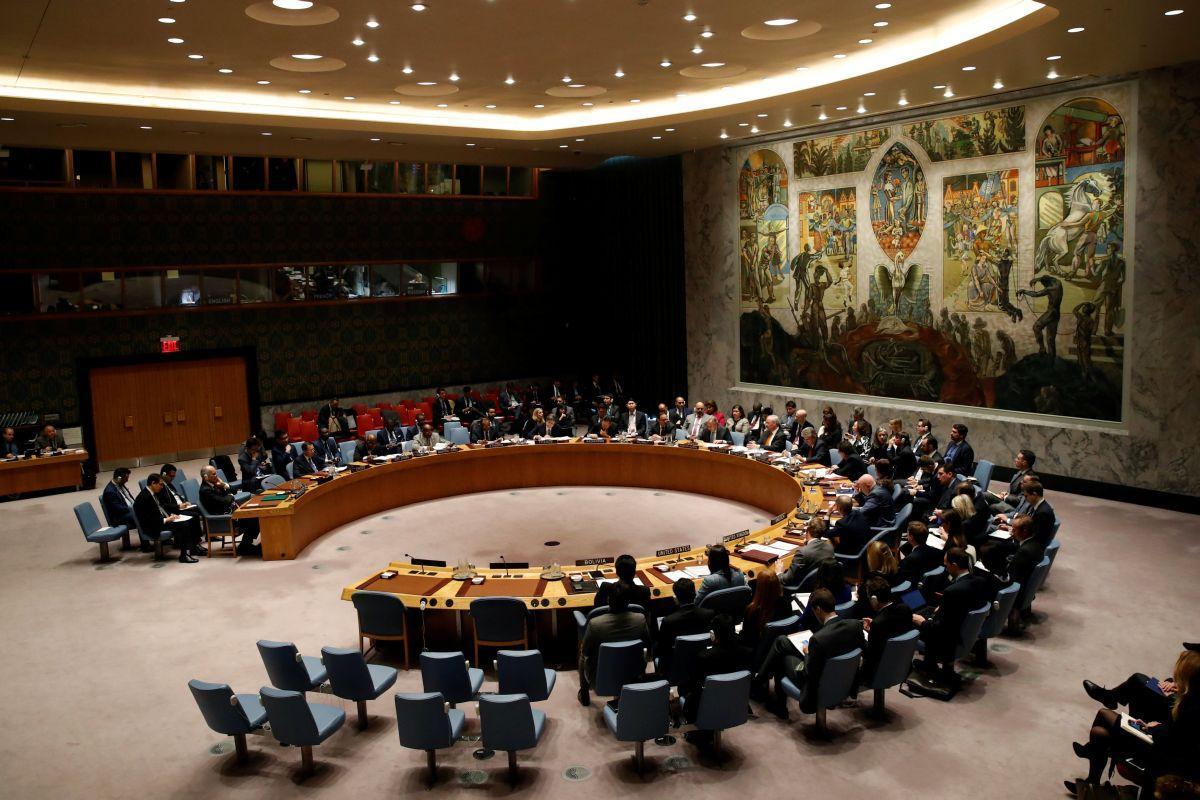 В Совбезе ООН не поддержали США в продлении оружейного эмбарго Ирану