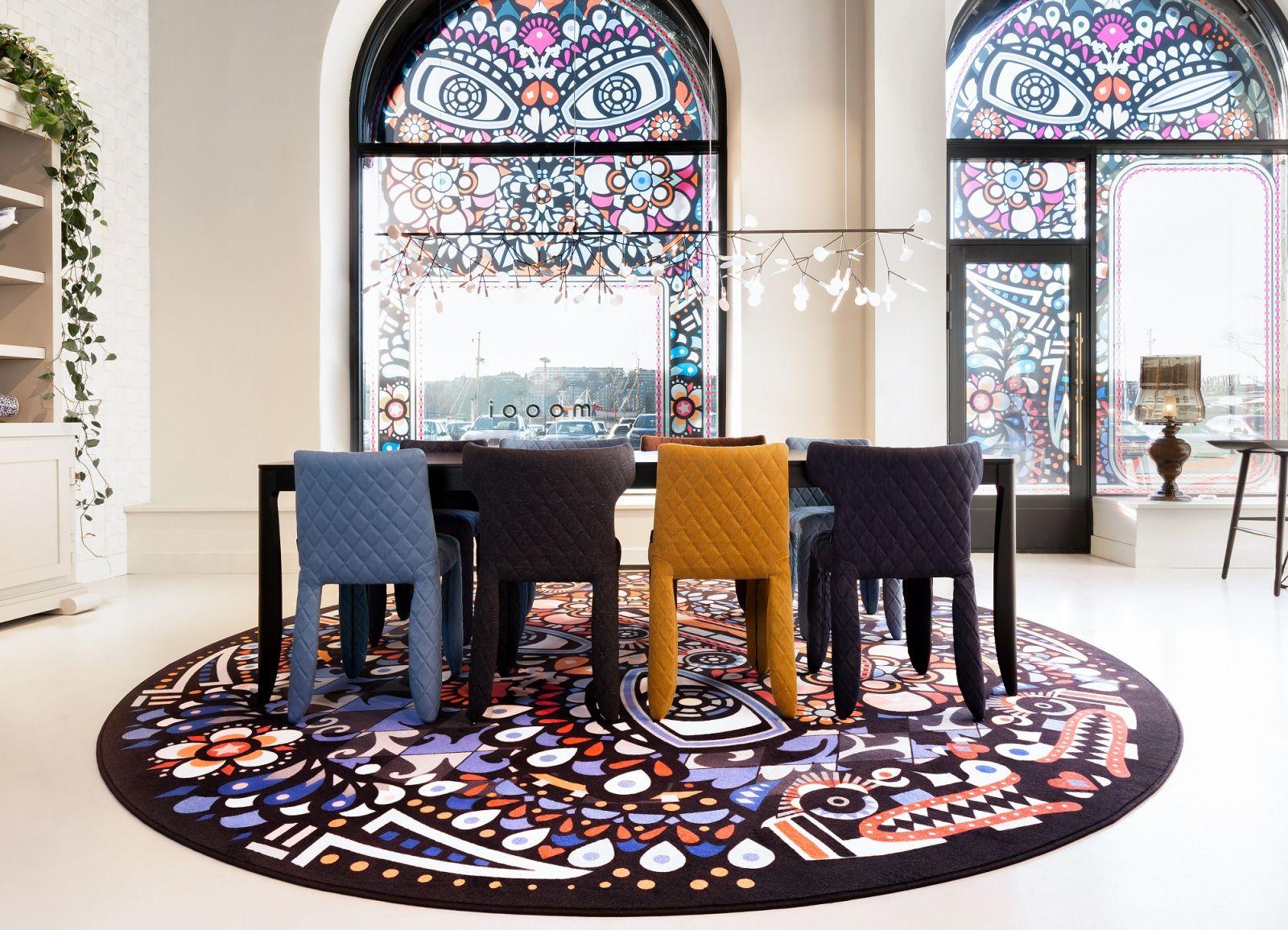 ковры, интерьер, дизайн, фото