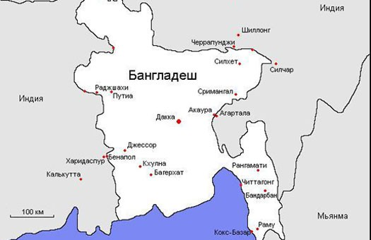 Крушение парома в Бангладеш: 75 погибших