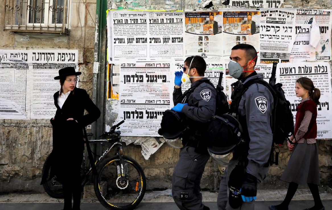 Covid-19 не отступает: Израиль вводит режим самоизоляции до середины окт...