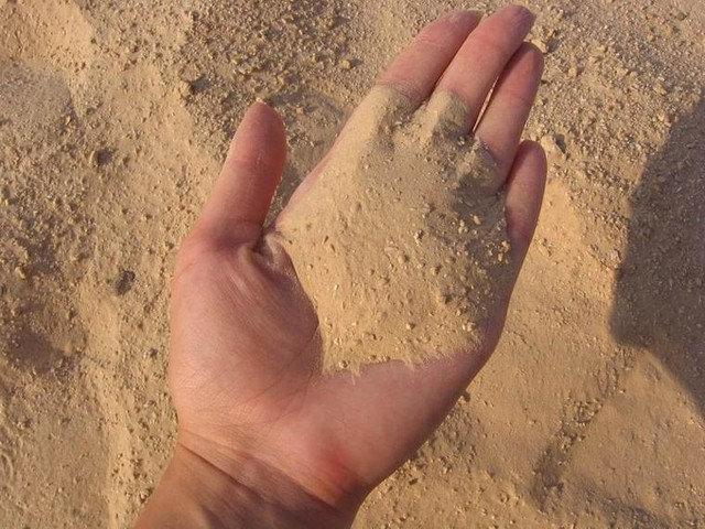 У Украины украли песок на 71 млн грн