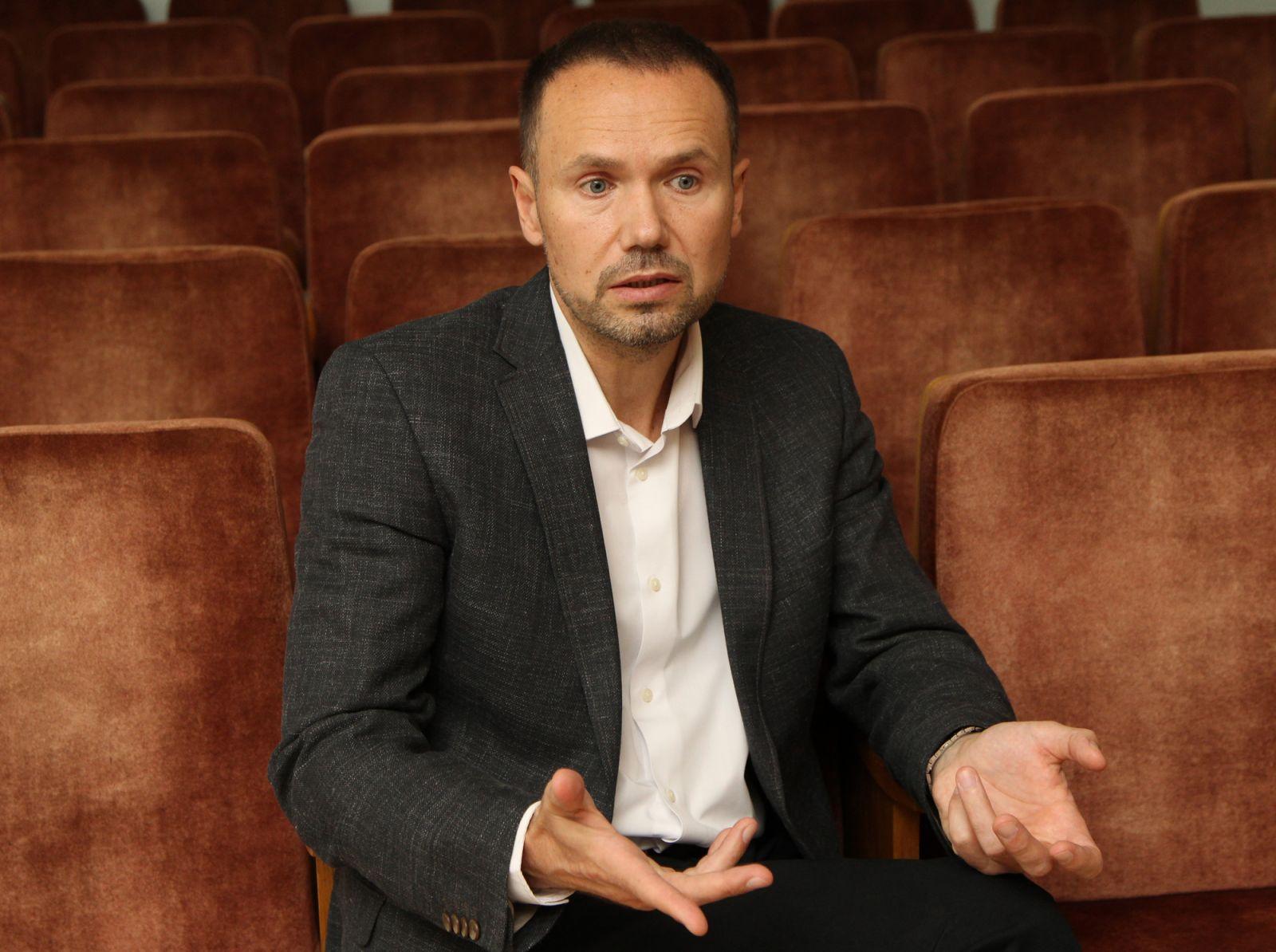 фото, Сергей Шкарлет, в.и.о. министра образования и науки Украины