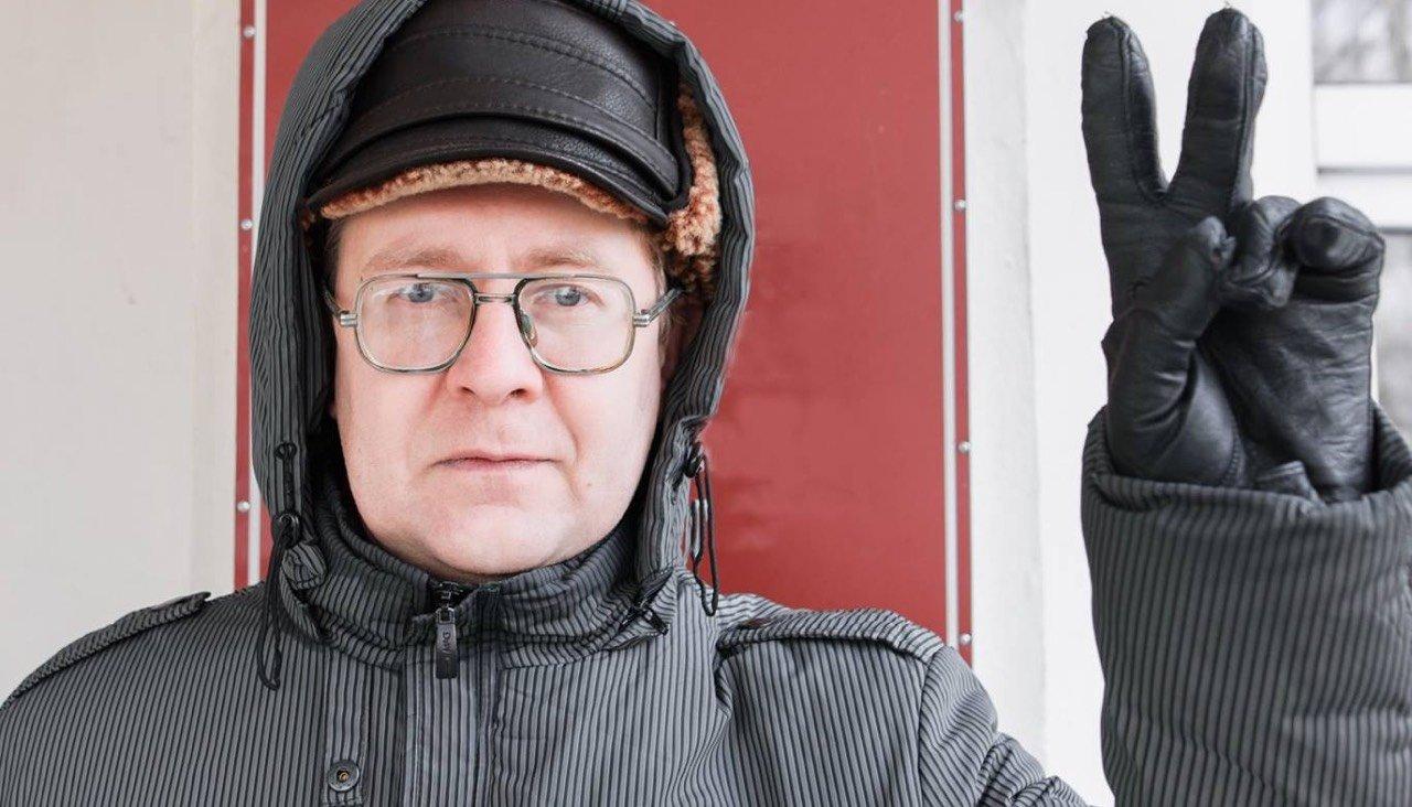 Российский учитель пишет стихи об Украине, против него возбудили пять уг...