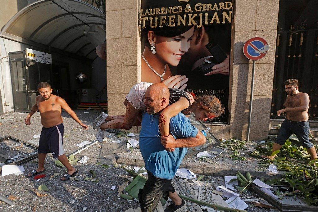 Маленькая Хиросима. Все, что известно о взрыве в порту Бейрута