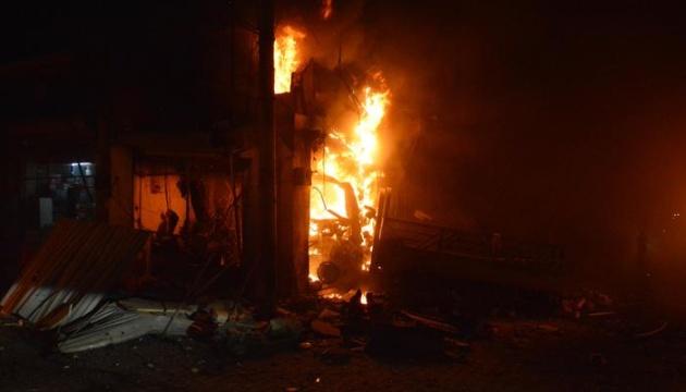 В результате взрыва в Сирии погибли 16 человек