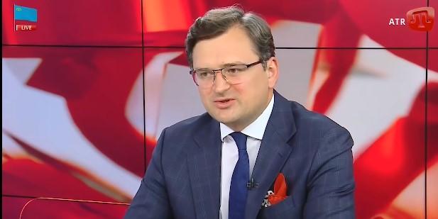 Кулеба рассказал о Донбассе, санкциях против РФ и сближении Украины с Аз...