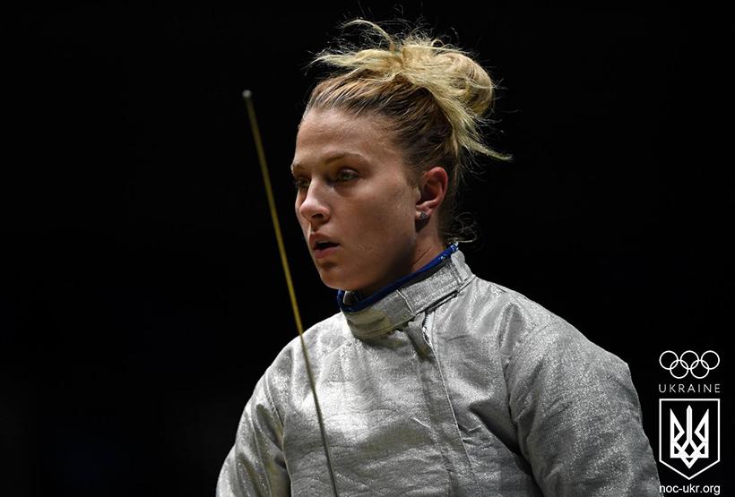 Ольга Харлан завоевала бронзовую медаль на Олимпиаде в Рио