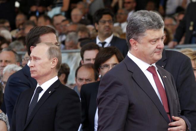 """Путин: """"Нормандская встреча"""" в Минске состоится при одном условии"""