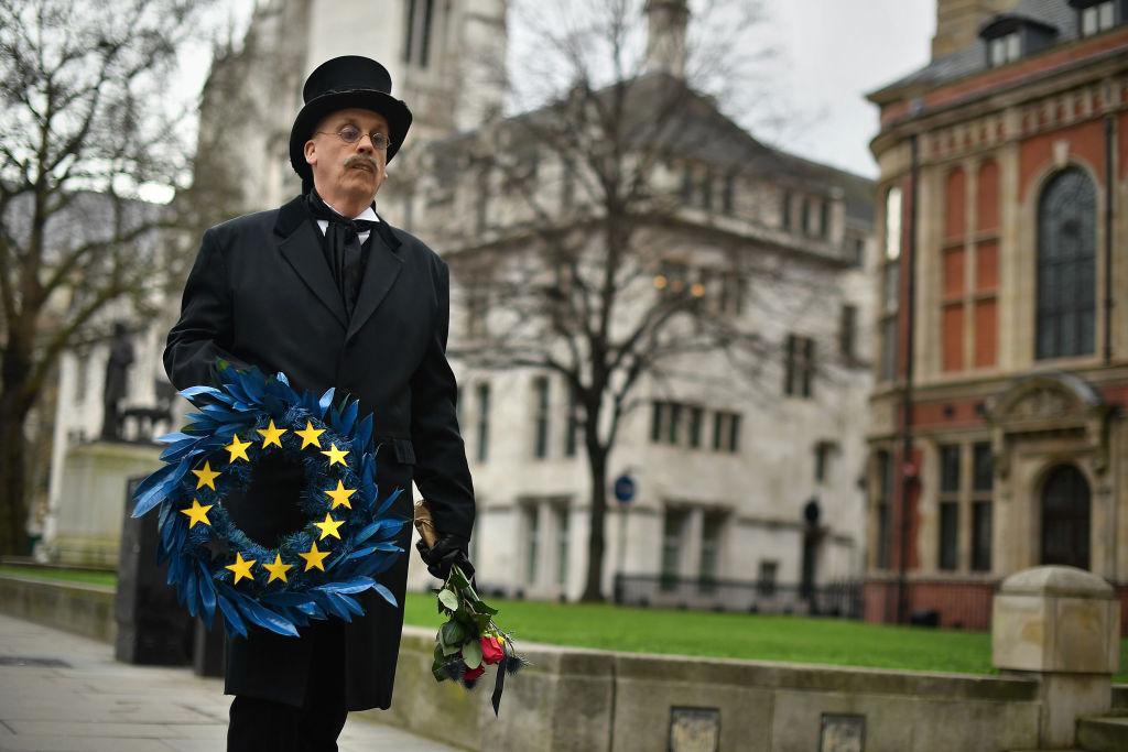 brexit, великобритания, фото
