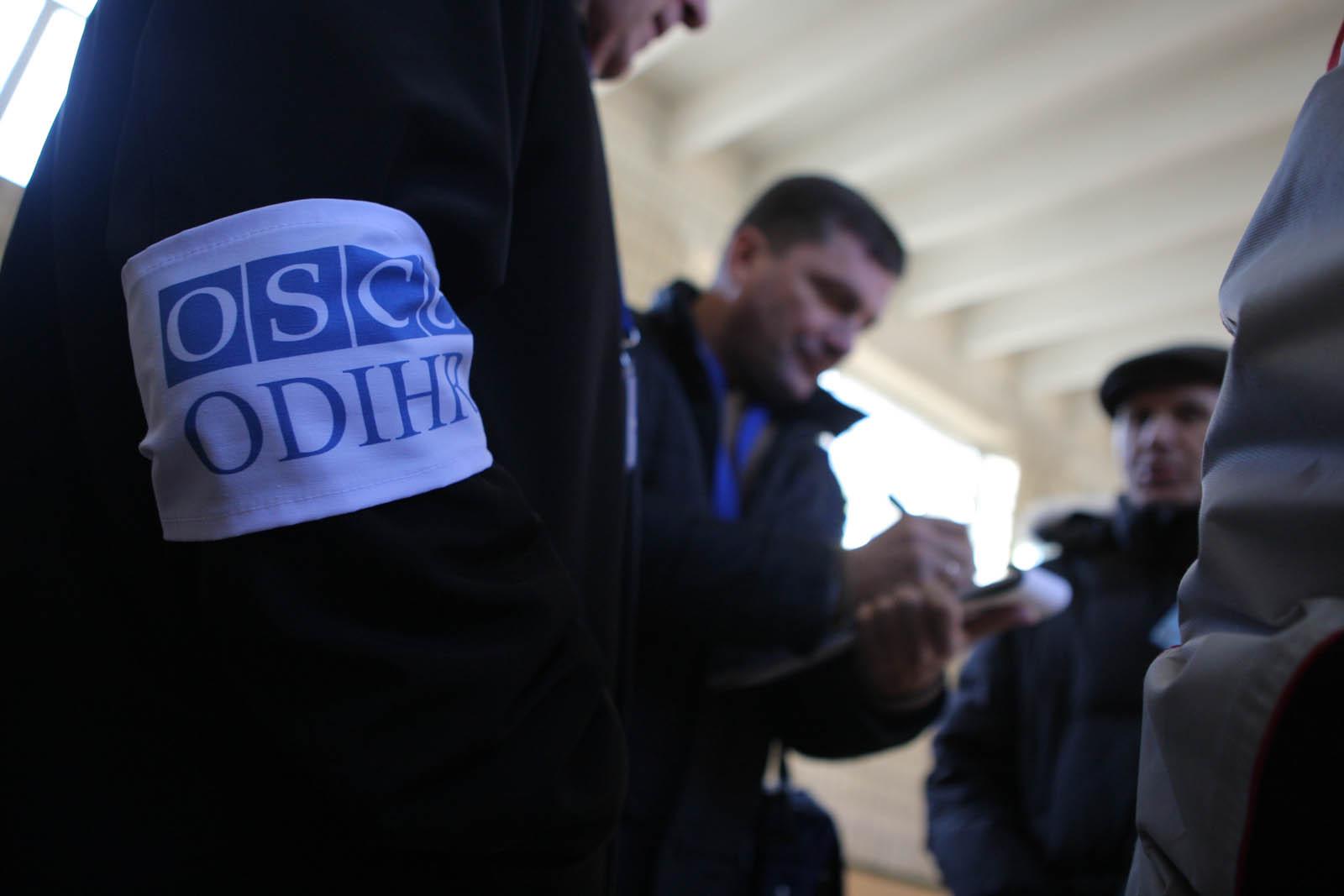 ОБСЕ отказалась отправлять наблюдателей на российские выборы в Крыму