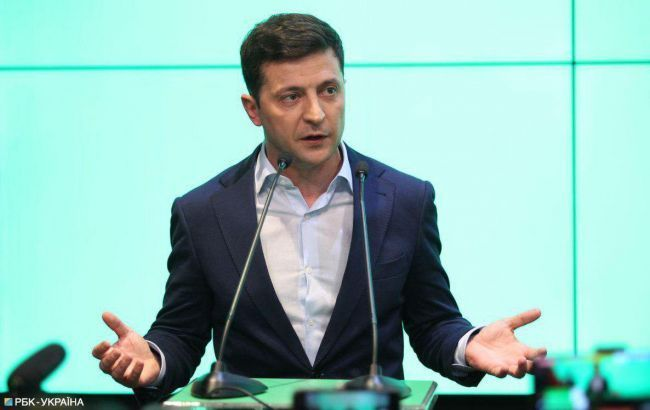 Зеленский в Борисполе выгнал с совещания руководителя местного горсовета