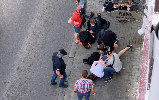 В Минске задержали российских журналистов после их разговора с соратнице...