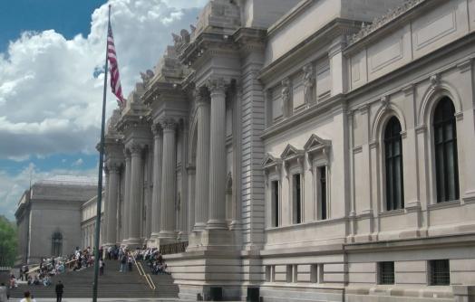 Музей Метрополитен потратил 40 миллионов долларов на новые произведения