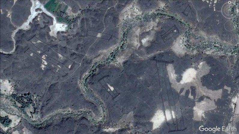Ворота в никуда. В Саудовской Аравии найдены древнейшие строения в мире